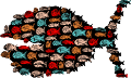 Logo Fairstärkung Fisch